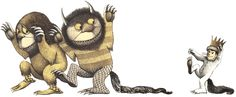 Where the Wild Things Are (1963)
