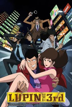 In case you missed the big weekend news, Crunchyroll has added the classic Lupin the Third Part 2 to its catalog of streaming anime. Dojo, Lupin The Third, Kaito Kid, L Anime, New Teen, Japanese Characters, 90s Childhood, Free Anime, Hayao Miyazaki