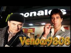 Joe Pesci and Al Pacino Call McDonalds Prank Call by AntiVenom9808 #phoneprankcalls