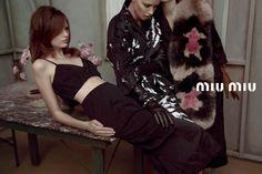 Miu Miu Spring 2013 by Inez & Vinoodh