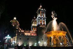 47. Centro Histórico de Puebla, Puebla, Mx