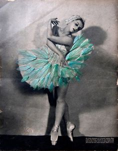 Stitching Photographs: Various Approaches Photo // Jose Romussi, Alla Schellest (Dance 13), 2012 @ Jose Romussi (no longer in exhibition)