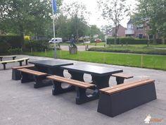 Picknickset DeLuxe Antraciet Combi24 bij CSG Winsum in Winsum