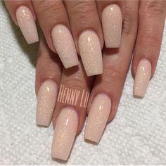 Custom nail mix glitter powder by Henny !