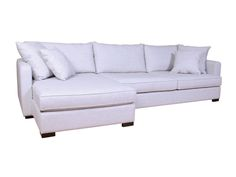 Crosby Sectional - Clean and classic, Chaise Sofa, Couch, Custom Sofa, Living Room Remodel, Modern Furniture, Sofas, Love Seat, Family Room, Cushions