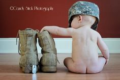 6 Month Baby and Daddy's Gear :) So sweet!