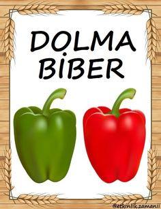 Turkish Language, Malta, Stuffed Peppers, Vegetables, Food, Turkish People, Malt Beer, Stuffed Pepper, Essen