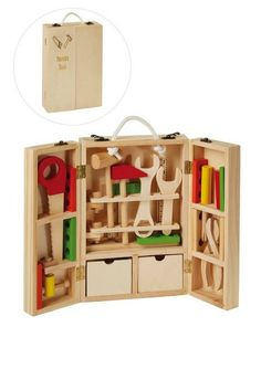 Invest in timeless fun with our collection of wooden kids toys. From puzzles to train sets and loads more, we have a huge selection of wooden toys available for kids of all ages. Indoor Play, Childrens Gifts, Top Toys, Christmas Gifts For Kids, Tool Set, Wooden Toys, Kids Toys, Holiday Decor, Fun