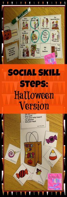Crazy Speech World Halloween Speech Ideas! Pinned by SOS Inc