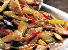 Sizzling Garlic Pork | Cookstr.com