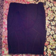 BCBGMAXAZARIA BODYCON DRESS Worn once. Fits snug. Perfect condition. Stretchy, above the knee length BCBGMaxAzria Dresses Mini