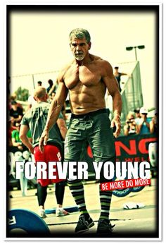 Stay forever young!