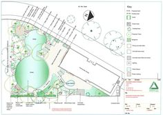Garden Design Triangular Plot pair of differently sized lawns enhance a garden design for a