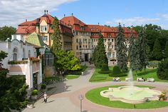 Piestany #spa, Slovakia