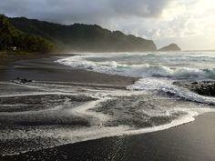 Rosalie Beach #Dominica