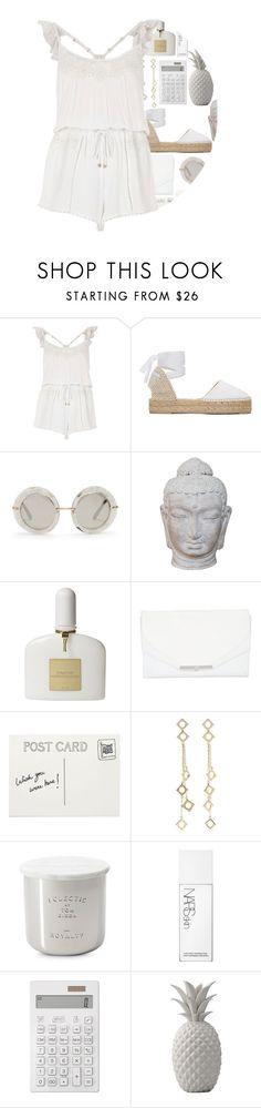 """summer come soonnnnnn"" by maevekaterina on Polyvore featuring River Island, Manebí, Dolce&Gabbana, Puji, Tom Ford, Khirma Eliazov, Club Monaco, Arme De L'Amour, Tom Dixon and NARS Cosmetics"