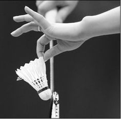 I play badminton regularly because it helps me to de-stress and it's good to play with people who also enjoy playing the sport- nice to build rapport with others. I like challenging myself to get better and think more tactically when I make shots. Sports Activities, Sports Games, Badminton Racket, Badminton Sport, Sport Hall, Tennis Fashion, Cute Posts, Martial, Volleyball