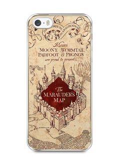 Capa Iphone 5/S Harry Potter #1 - SmartCases - Acessórios para celulares e tablets :)