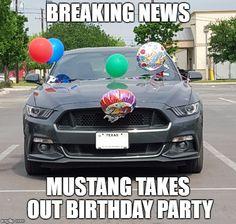 Movie Memes, Funny Memes, Jokes, New Mustang, Cool Cars, Comedy Movies, Humor, Husky Jokes, Humour