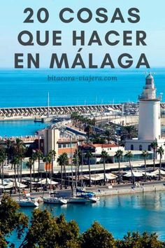 20 cosas que hacer en Málaga. Los imprescindibles de la capital de la Costa del Sol en España. #bitacoraviajera #viajar #viajaraeuropa #viajes #españa #viajeros Places In Europe, Places To Visit, Travel Around The World, Around The Worlds, Madrid Travel, European City Breaks, South Of Spain, Dream City, Nouvel An