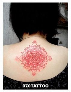 Mandala Tattoos and Their Meanings