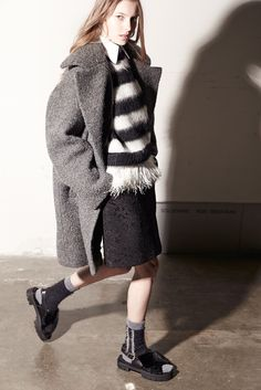No. 21 - Pre-Fall 2015 - Look 1 of 35