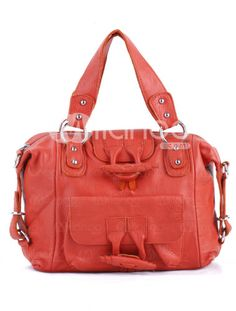 Love this color handbag this spring!