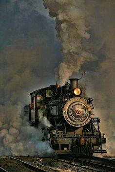 Trains !! ❤