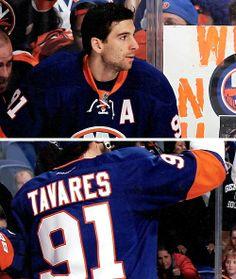 John Tavares • New York Islanders