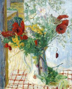 Pierre Bonnard 1867 - 1947 Fleurs De Champs