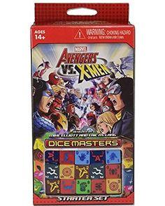 Marvel Dice Masters: Avengers VS X-Men Dice Building Game