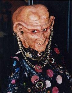 Alien females of star trek deep space nine | Cecily Adams as Ishka in Star Trek: Deep Space Nine. Photo copyright ...