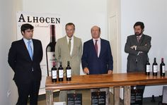 Torrecera presenta en sociedad tres nuevos vinos Alhocen