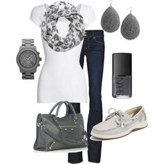 Cute fall outfit...