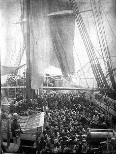 East African Slave Ship