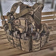 Plate carrier for real warriors by Pars Tactical Gear