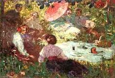 Robert graafland, Picknick