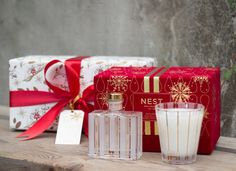 HOLIDAY CANDLE & DIFFUSER SET