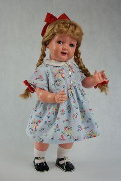K&R Puppe alt antik 40er Kämmer&Reinhardt Celluloid Zelluloid keine Schildkröt in Antiquitäten & Kunst, Antikspielzeug, Puppen & Zubehör   eBay!