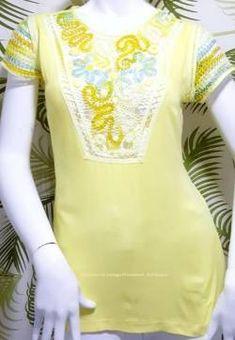 BLUSAS - PRIMAVERAL Bordados y Accesorios Ideas, Tops, Fashion, Block Prints, Shirt Blouses, Lace, Fashion Clothes, Dressmaking, Cartago