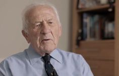 Battle of Britain Hurricane pilot Tony Pickering (pictured) described how important it was for the pilots to work together as a team, keeping 'discipline' at the forefront of their minds at all time