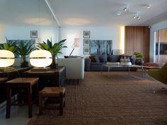 10 Amazing Interior Apartments in 2014 Apartment Interior, Beach House, Beautiful Places, Dining Table, Loft, Architecture, Furniture, Home Decor, Design Ideas