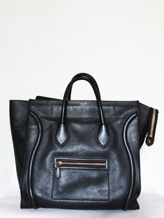 3c53d27ec1d1 Celine Medium Luggage Shopper Celine Luggage