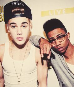 Justin bieber is a big boy and can make his own decisions, lil twist is not a bad influence... They have been friends for years!