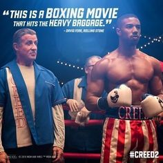 A fight you won't want to miss. Own on Digital now & on Blu-ray™ Apollo Creed, Digital, Movies, Instagram, Films, Cinema, Movie, Film, Movie Quotes