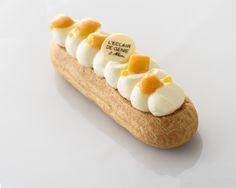 Eclair Cheesecake Mangue