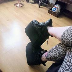 a05707f2c52c  platform  extreme  high  huge  shoes  girl  beauty  girlpower  sexy   beautiful  platformshoes  wonderful  fashion vintage colour buffalos   buffalo 90s ...