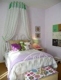 30 camas com dossel - limaonagua