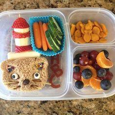 oh_happy_boys (Jenny❤) - Cat in the hat Sandwich for Dr Seuss Birthday Celebration