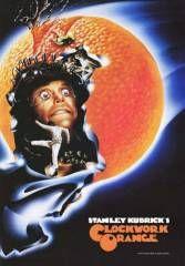 A Clockwork Orange (1971), directed by Stanley Kubrick